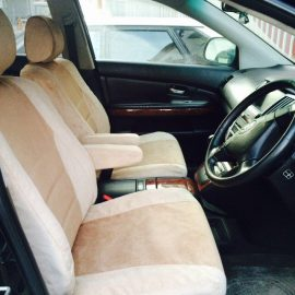 Toyota Harrier (салон с 2003г.)